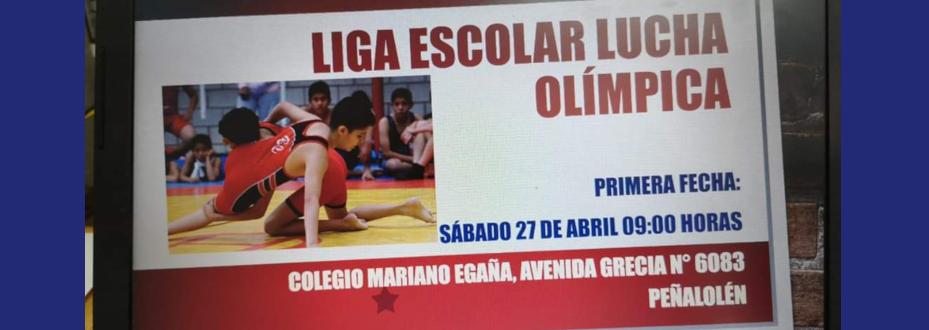 LIGA INTER-ESCOLAR Colegio Mariano Egaña