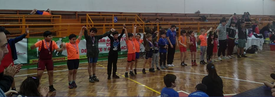 LIGA MINI-LUCHA ESCOLAR