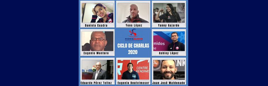 CICLO DE CÁPSULAS DE CAPACITACIÓN Y ACTUALIZACIÓN VIRTUAL FEDENALOCH 2020