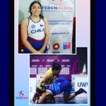 Antonia Valdés clasificada a los I Juegos Panamericanos Juveniles Cali Valle 2021